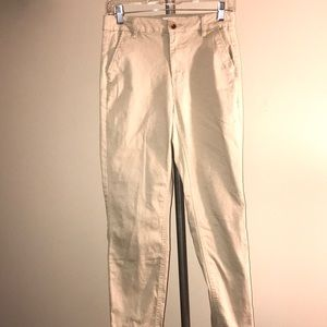SWS Denim Co High-Rise Chinos SIZE 3